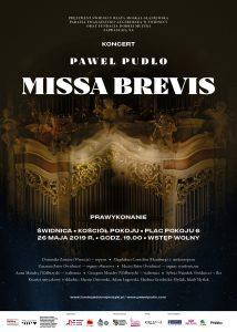 Missa Brevis @ Kościół Pokoju | Świdnica | Województwo dolnośląskie | Polska